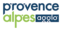 Provence Alpes Agglomération Logo